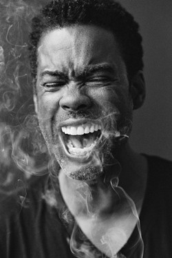 Chris Rock is making a good living off comedy.