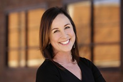 Lisa Sims is the new executive director of Venture Richmond.