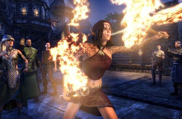 """""""The Elder Scrolls Online: Morrowind"""" - ZENIMAX ONLINE STUDIOS"""