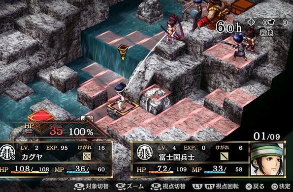 """God Wars: Future Past"" - KADOKAWA GAMES"