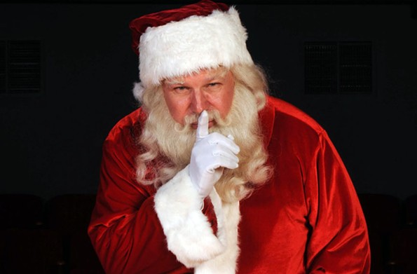 Legendary Santa