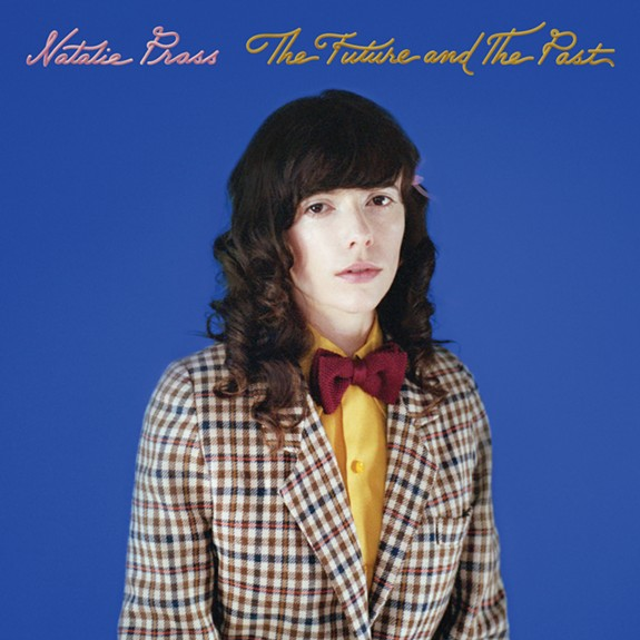 This kind of has an Elvis Costello feel, no? The cover for her new album, which is due out June 1 on AKO Records.