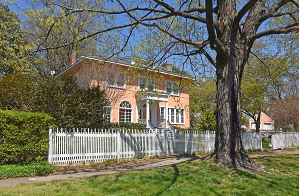 Kristin Walinski's Mediterranean-style house at 3201 also is on the April 25 tour. - SCOTT ELMQUIST
