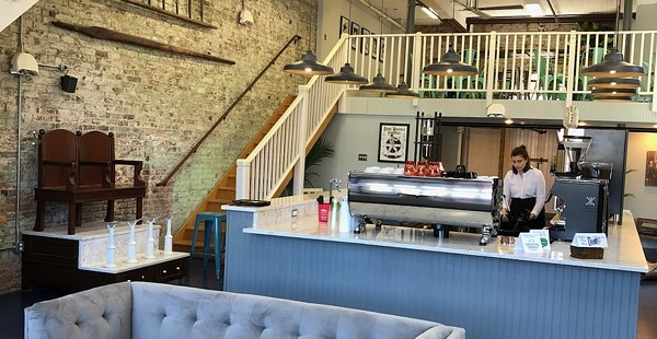 Ironclad Coffee Roasters Opens Cafe in Shockoe Bottom