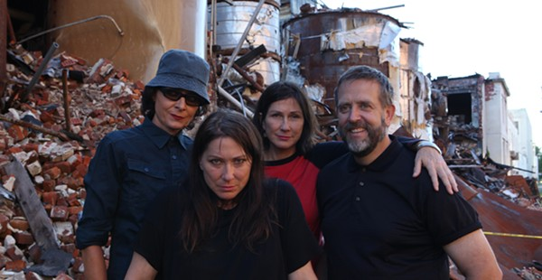 Guitarist Kelley Deal talks about the Breeders' return to form