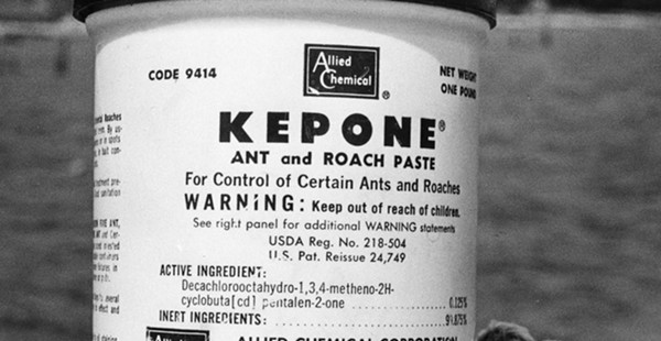 Lessons of Kepone