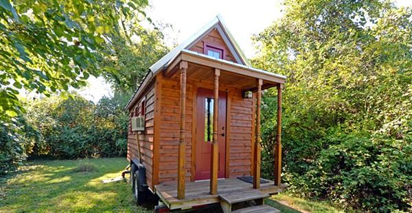 Close Quarters: Inside Richmond's Tiny Houses