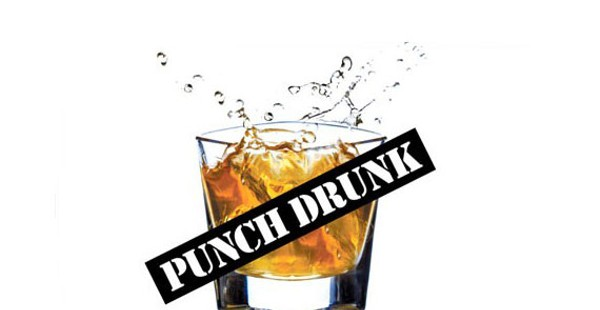 Punch Drunk: Pikachu and Friends Go on a Bender