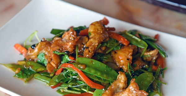 Food Review: Peter Chang in Scott's Addition Offers Outstanding Food in an Appealing Setting