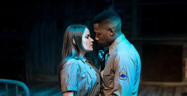 """Theater Review: Cadence Theatre Company's """"Violet"""""""