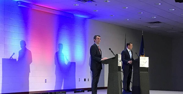 Virginia Democrats are slated to pick their candidate for governor in less than a month.