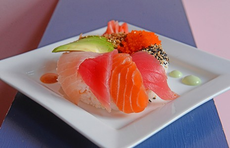 Poke for the People: Whether in a bowl or a roll, it's all about the sushi at Fighting Fish