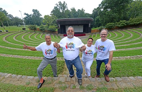 Salsa fanatics bring the Latin Jazz and Salsa Festival to Dogwood Dell for the 11th year
