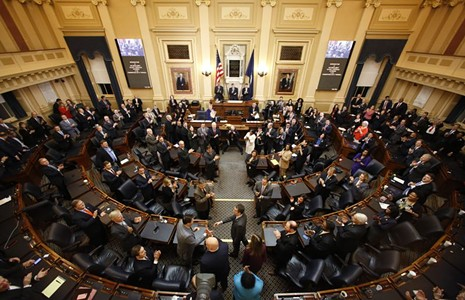 For the first time since 1993, Democrats gain control of the Virginia General Assembly in historic win