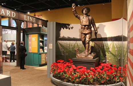 Two Exhibits at the Virginia Museum of History and Culture Explore Stories from World War I