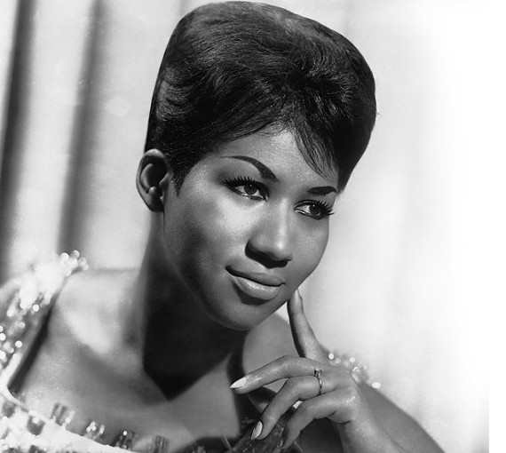 Rest in Peace: Aretha Louise Franklin -- March 25, 1942 – Aug. 16, 2018.