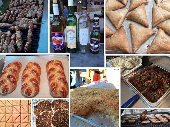 The Armenian Food Festival celebrates its 60th anniversary this weekend.
