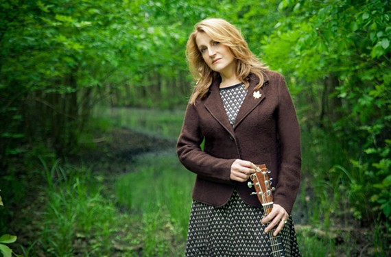 Grammy nominee Claire Lynch has faced challenges as one of the few female lead vocalists in the mostly boys club of bluegrass.