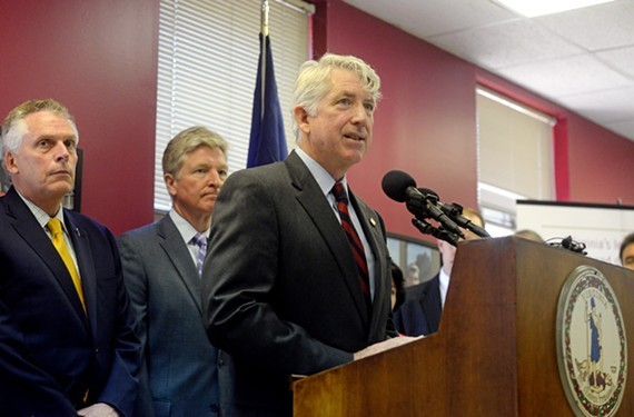 Virginia Attorney General Mark Herring.