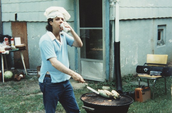 "An old photo of singer and songwriter Butch Willis at a backyard barbecue. A Teen-Beat recording artist, Willis is the delightfully weird subject of Mark Robinson's new documentary, ""Amateur on Plastic,"" screening as part of the James River Film Festival this Sunday at the majestic Byrd Theatre at 4 p.m. $5."