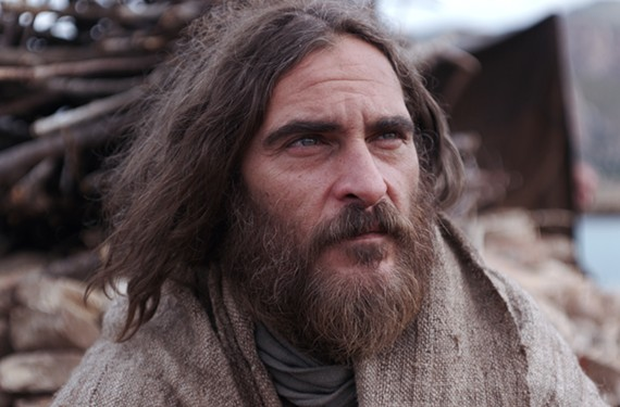 "Joaquin Phoenix as Jesus in ""Mary Magdalene"""