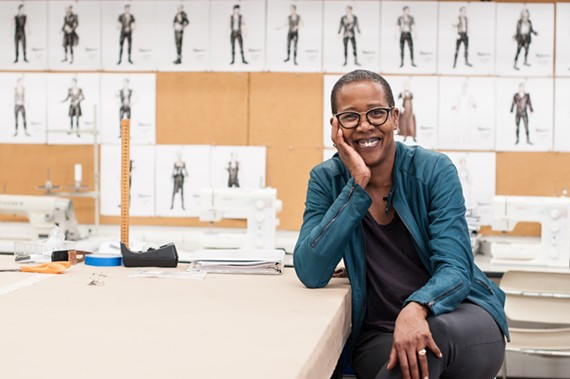 VCU School of the Arts Professor Toni-Leslie James has earned her third Tony nomination for costume design.