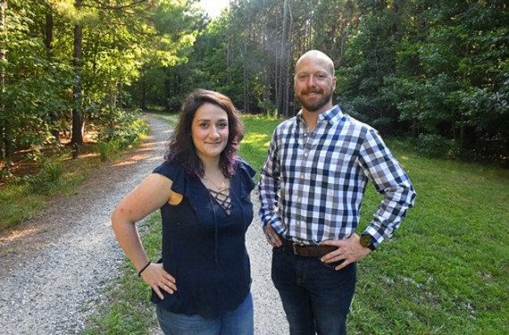 Despite their different political backgrounds, Prince George County couple and firearm owners Robyn and Dustin Sordelett have found common ground when it comes to gun reform.