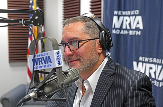 After a career as morning anchor at WRIC-TV 8 in Richmond, Reid set off for a career in political communications and public relations. But he returned to town in December 2017 to become morning host on Newsradio 1140 WRVA, heard on 1140 AM and 96.1 FM.