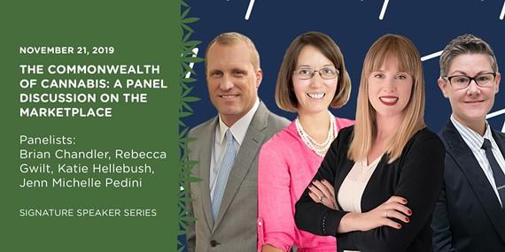 Commonwealth of Cannabis Panel