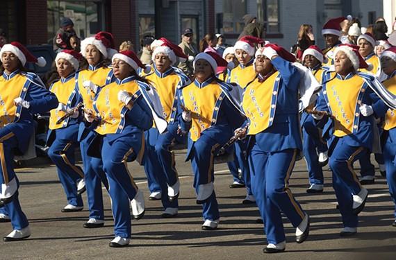 36th Annual Dominion Christmas Parade, Saturday, Dec. 7
