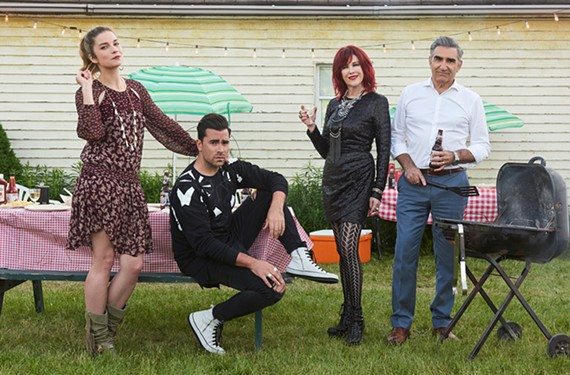 """Schitt's Creek"""