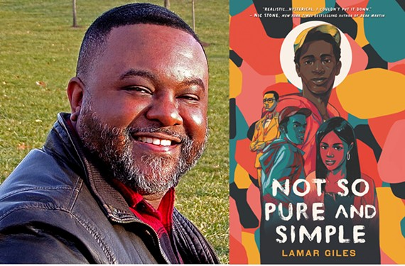 Hopewell native and author Lamar Giles will be joined by Newbery Medal winner Meg Medina in conversation at the Main Street library.