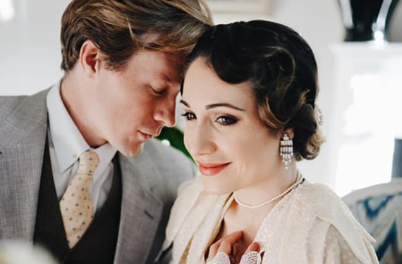 Kurt Smith and Rachel Rose Gilmour star in Quill's Theatre's take on a classic F. Scott Fitzgerald novel.