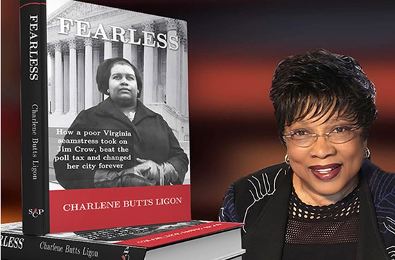 Author Charlene Butts Ligon and her book will be featured as part of the Banner Lecture at the Virginia Museum of History & Culture.