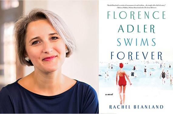 Writer Rachel Beanland worked full-time at the Visual Arts Center of Richmond while completing her debut novel.