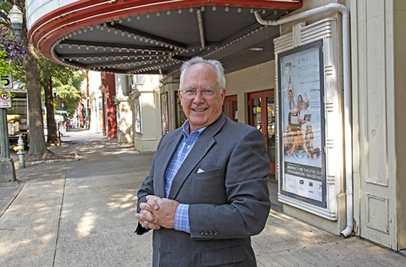 "Phil Whiteway, general manager of Virginia Repertory Theatre on West Broad Street, says there will be ""a team of artistic directors"" after the departure of Nathaniel Shaw this year."