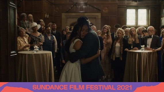 """A still from """"White Wedding,"""" written and directed by native Richmonder Melody C. Roscher, who is based in Richmond and New York."""