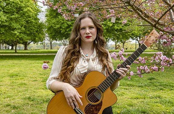 Singer-songwriter Erin Lunsford will appear with her group Erin & the Wildfire at Friday Cheers on June 18.