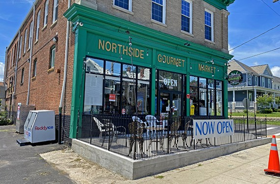 Northside Gourmet Market opened last September at 2208 North Ave. in Barton Heights.