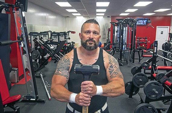 Kris Keith hopes to build a wrestling promotion that will be here for decades with United Elite Wrestling.