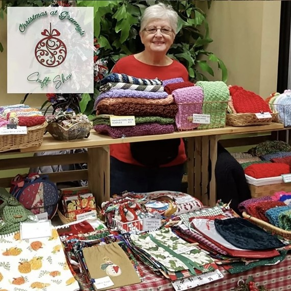 Christmas at Granny's Craft Show