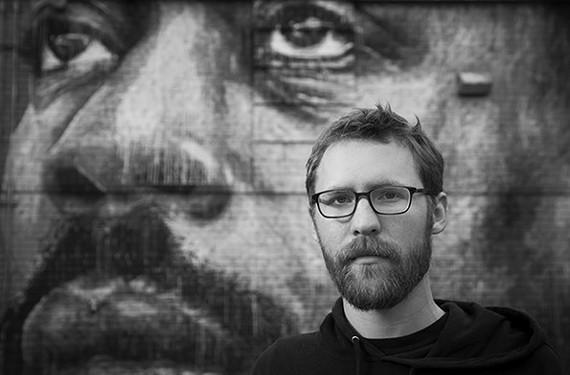 Artist Nils Westergard