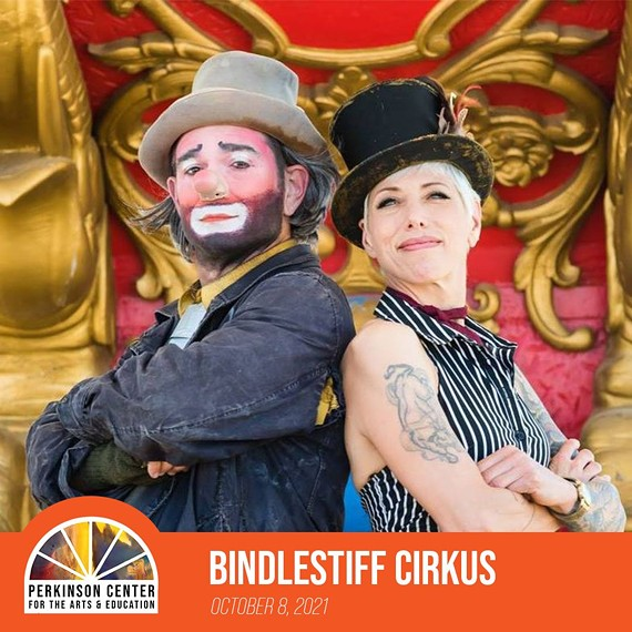 Bindlestiff Cirkus