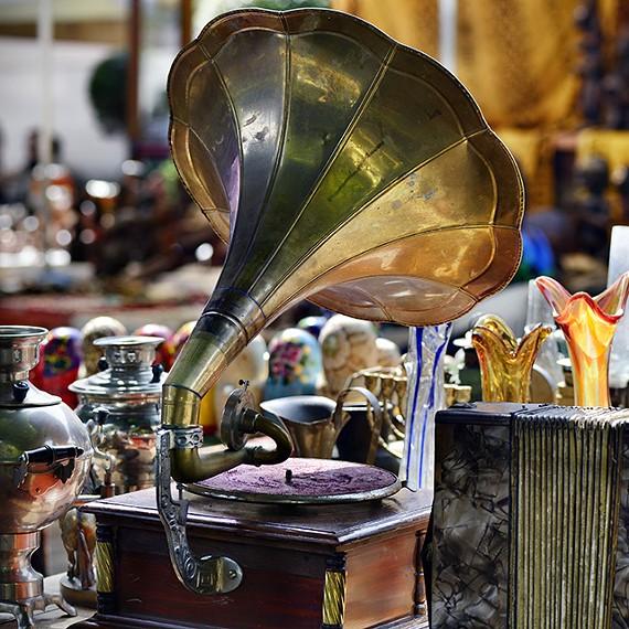 Battersea Antiques Show & Historic Trades Fair