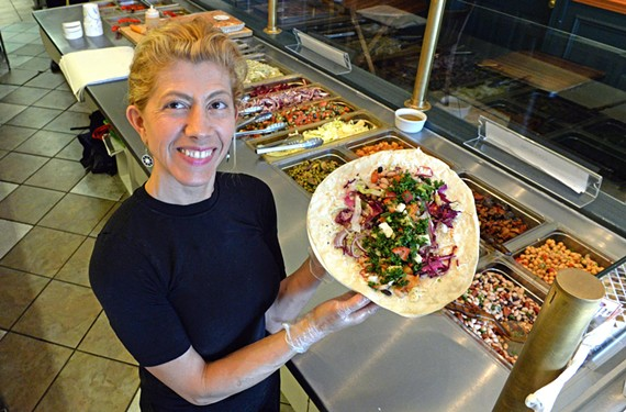 Healthy Armenian cuisine comes to Carytown, courtesy of Elizabet Bandazian and her new take-out restaurant, Coriander.