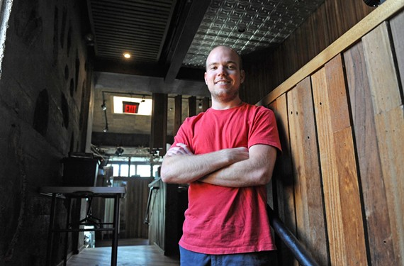 When Balliceaux reopens in September, Richmond-native John Wilson will helm the kitchen.