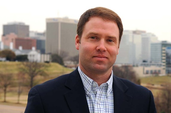Tim Miller serves as chief operating officer of Richmond 2015.