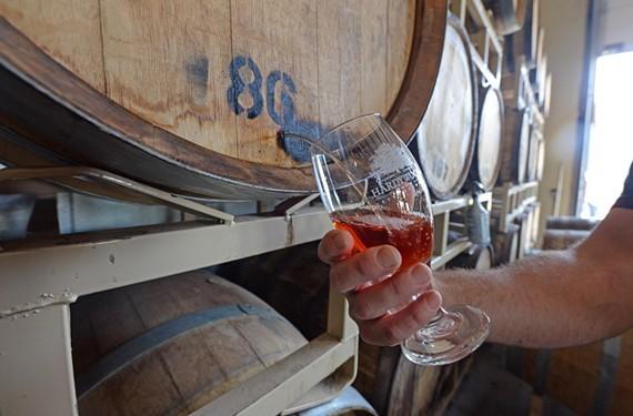 Hardywood Park Craft Brewery created a tart tripel for Trader Joe's.