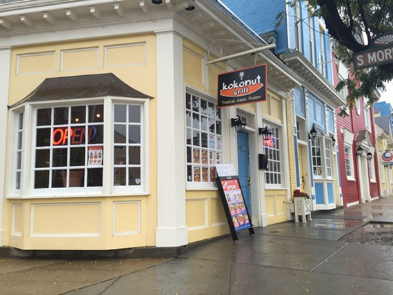 The Thams moved from Northern Virginia to open Kokonut Grill on Main Street near VCU.