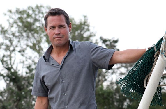 "The Food Network's Jeff Corwin of ""Extreme Cuisine"" will be in Richmond for Savor on Oct. 17."